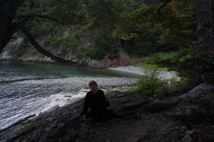 Dani in einer Bucht