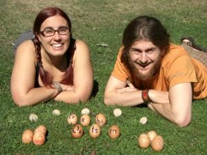 Ganz Frohe Ostern Euch allen!