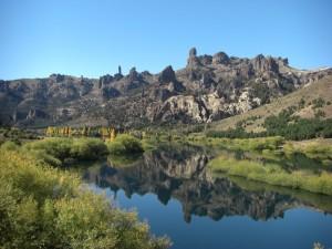 Wahnsinnsbilder am Weg von El Bolson nach Junin de los Andes