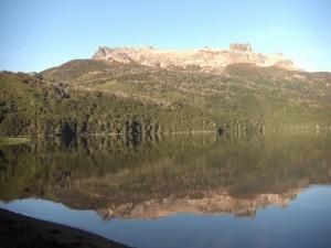 fast wie zu Hause, oder (Lago Falkner)