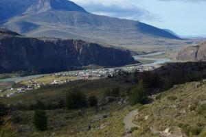 El Chalten - der Ausgangspunkt fuer alle Trekkings