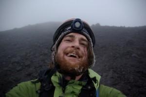 Alex am 3000m Plateau :-)