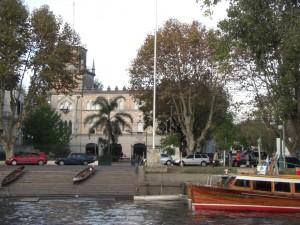 Tigre Delta - die Verwirklichung von so manchen Traeumen reicher Leute von Buenos Aires