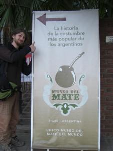 Mate Museum im Tigre Delta - die Geschichte des Argentinischen Nationalgetraenks