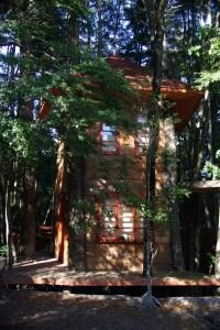 das ist mal ein richtiges Baumhaus :-)
