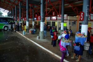 Auf der FAhrt nach Asuncion, der Hauptstadt Paraguays