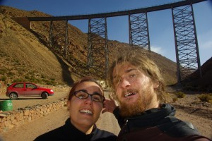 Viaducto La Polvorilla auf 4200m
