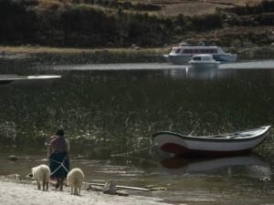 Das Leben auf der Isla del Sol: Landwirtschaft und Tourismus