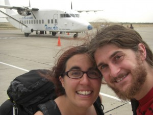 juhuuuuuu, es geht los, wir fliegen in die Karibik!!! :-)