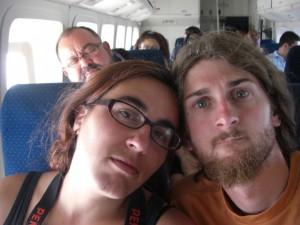 wir sind traurig, Curacao verlassen zu muessen :-(