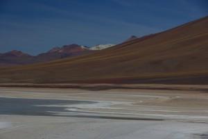 am Weg zur Laguna Blanca