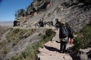 WAs die alten Inkas nicht alles zuwege gebracht haben, wahnsinn.