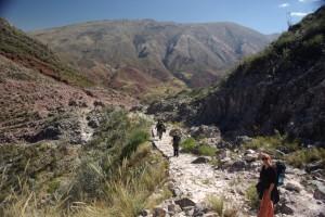 der schoene alte Inkaweg