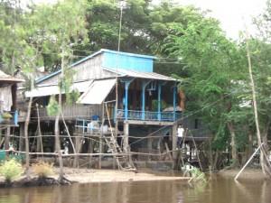 Leben am, im und mit dem Wasser des Mekong