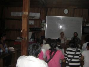 die beiden neuen Englischlehrer von Sen Monorom :-)