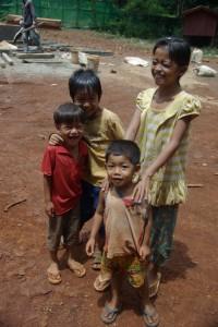 ...die sich sehr freuen, als sie sich selbst auf den Fotos erkennen :-)