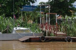 hier geht es zum kambodschanischen Grenzhaeuschen