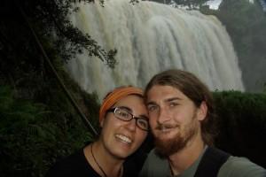 Am Elefant Wasserfall...