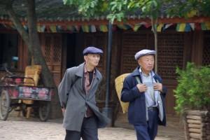 Der Maodress - einheitliche Arbeiterkleidung ohne Schmuck und Tradition