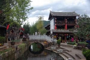 Iduellische Altstadt von Lijiang