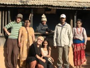 ein Foto mit der ganzen Familie als Erinnerung