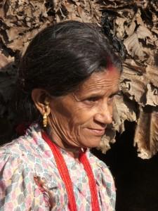 ...noch ein Portraeit von Rams Mama