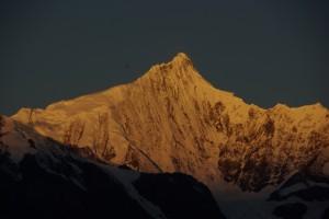 Wunderschoener Sonnenaufgang - wie immer :-)
