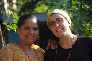 ...noch ein Bild der beiden Frauen :-)