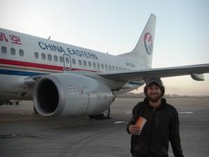 Ab in den Flieger - was wird uns wohl in Tibet erwarten??