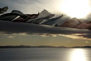...aber auch die untergehende Sonne traegt ihren Teil zur schoenen Stimmung bei :-)