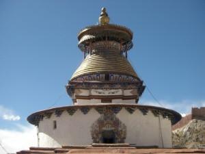 ...die beruehmten Augen des Buddha blicken in alle Himmelsrichtungen