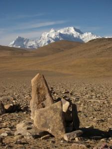 ...damit verabschieden wir uns von der wunderbaren Bergkulisse der gesamten Himalayakette
