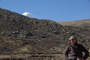 ...das ist Tibet...echt einzigartig...