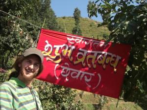 Herzlich willkommen Dani und Alex (nepalesisch ) :-)