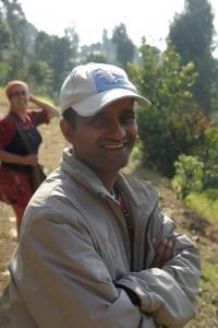 Ram hat uns super in das Dorfleben bei ihm zu HAuse eingefuehrt