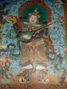 auch diese Darstellung haben wir bereits in Tibet gesehen