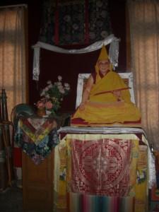 das haben wir in Tibet jedoch nicht gesehen, das Bildnis des Dalai Lama ist dort ja strengstens verboten