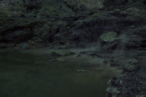 In diesen See sollte man besser nicht hineinfallen...
