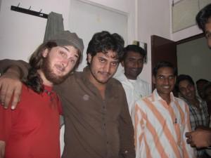 Der Abschied vom Hotel - was man von Indern auch sagen kann, wir haben einige der herzlichsten und freundlichsten Menschen unserer Reise dort kennengelernt