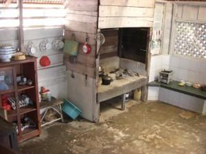 ...die Küche...wahnsinn, was Dano damit alles zauberte...