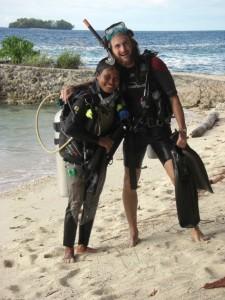 Ein schöner Abschluß - Tauchgang am wunderschönen Korallenriff